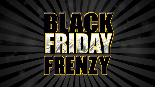 Black Friday Frenzy