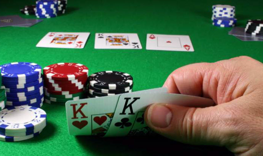 Texas Holdem Directions