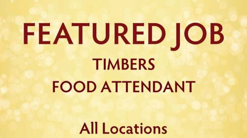 Timbers Food attendant